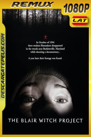 El Proyecto de La Bruja de Blair (1999) 1080P BDREMUX Latino – Ingles