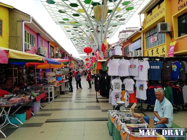 India Street Kuching