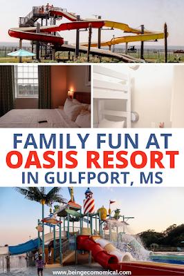 oasis resort gulfport, ms