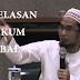 Penjelasan Hukum Isbal oleh Ustadz Adi Hidayat, Lc