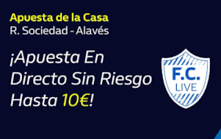 william hill promo liga Real Sociedad vs Alaves 26-9-2019