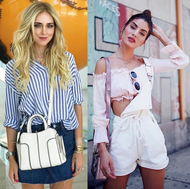 12 combinações de looks para fazer antes que esfrie, Chiara Ferragni, Camila Coelho