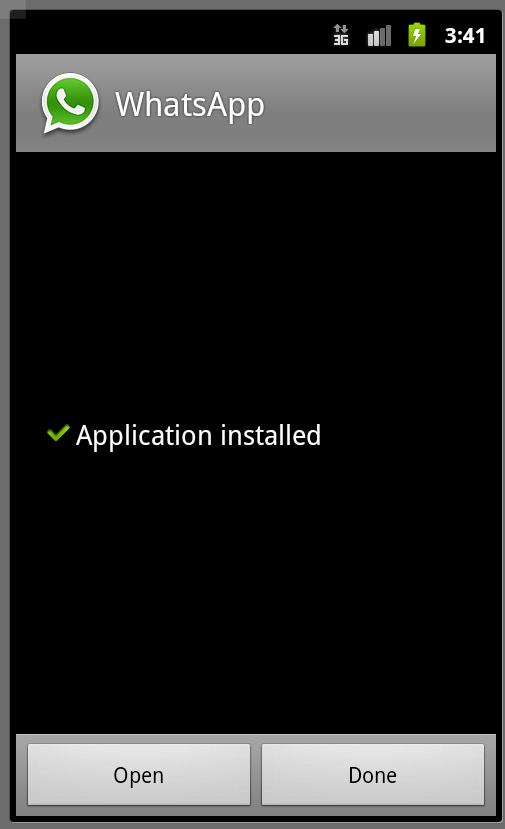 How do i download whatsapp on my windows phone