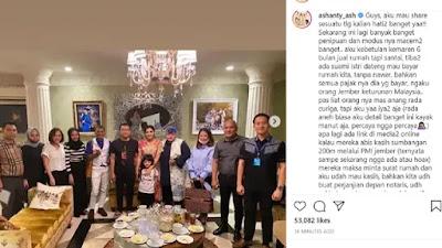 Anang - Ashanty Nyaris Ditipu Calon Pembeli Rumahnya Seharga Rp 35 Miliar