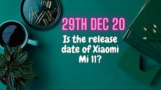 Xiaomi Mi 11 Direncanakan Rilis 29 Desember 2020