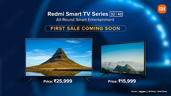 Redmi Smart TV 32, Smart TV 43 With Dolby Audio, Android TV 11 Launched in India: Price, Specifications