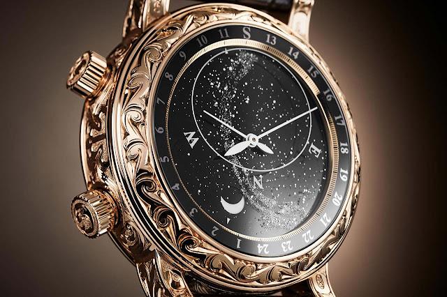Patek Philippe Ref. 6002R-001 Sky Moon Tourbillon Haut Artisanat