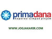 Lowongan Kerja Yogyakarta, Semarang dan Purworejo Account Officer di Koperasi Simpan Pinjam Primadana