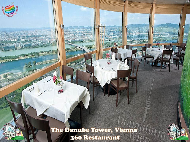 Danube Tower, Vienna