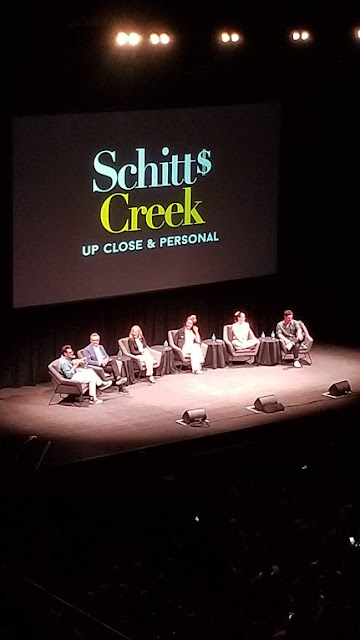 Schitt's Creek Live, at the Masonic Theater, Detroit