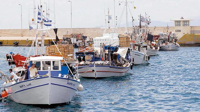 Απανωτά χτυπήματα στους αλιείς της Αλεξανδρούπολης