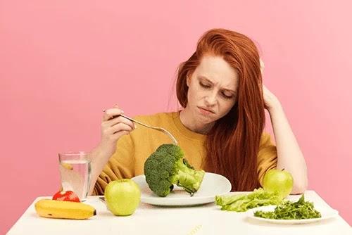 ما اسباب عدم زيادة الوزن بالرغم من الاكل بكثرة ؟