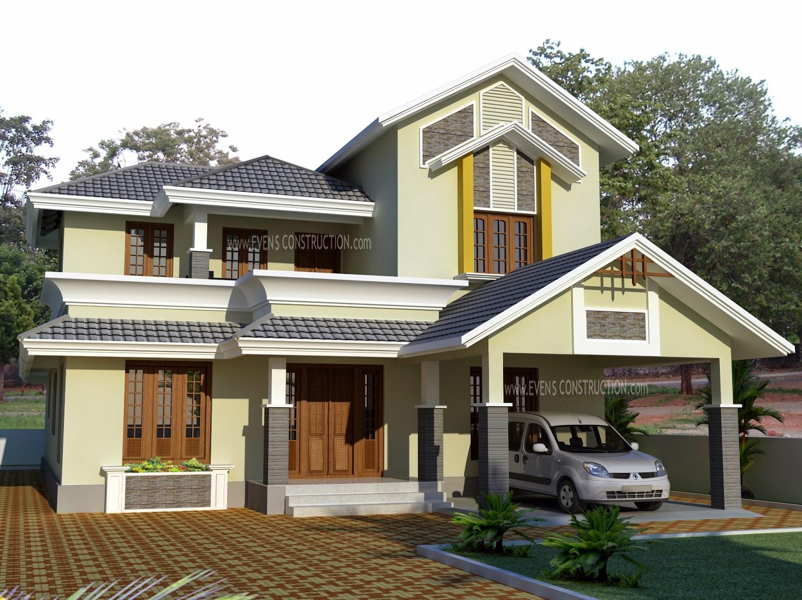 Evens Construction Pvt Ltd Nice 4 Bedroom House In 2476