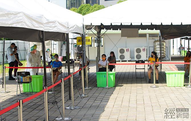 跨部會合作 全臺首座科園園區篩檢站今啟用