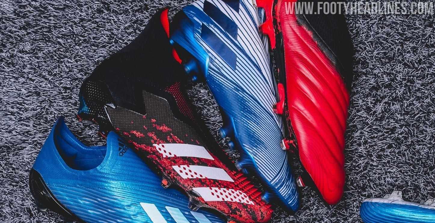 Adidas PREDATOR MUTATOR 20.1 FG Football core.