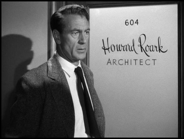 Gary Cooper - Howard Roark