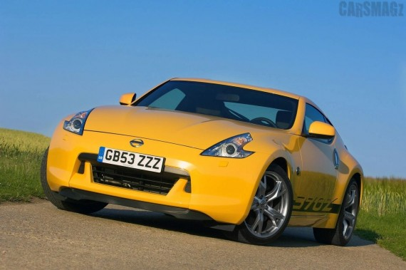 Nissan 370Z 0-60 >> Best Sports Cars Under $50000-Specifications and Price