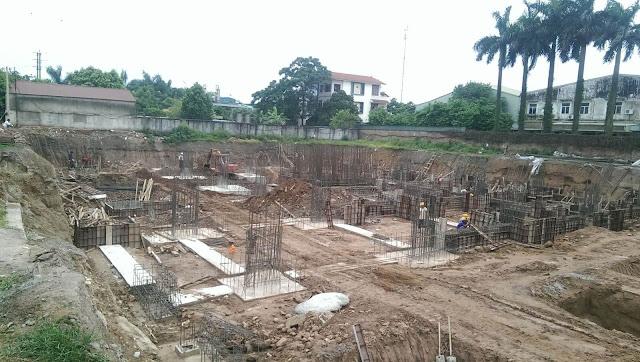 Tiến độ thực tế dự án Lộc Ninh Singashine.