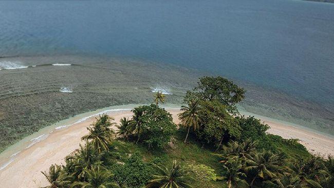 Alamak! Pulau Lantigiang Selayar Dijual Rp900 Juta, Polisi Langsung Selidiki