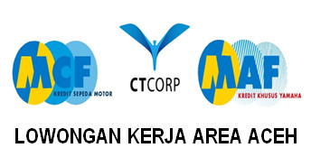 REKRUTMEN PT.MEGA AUTO CENTRAL FINANCE AREA ACEH