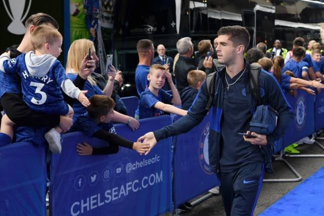 Bad News for Chelsea as star player handed no date of return ahead of Champions League clash with Bayern