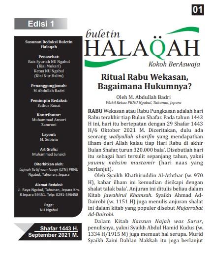 hukum shalat rebo wekasan menurut islam