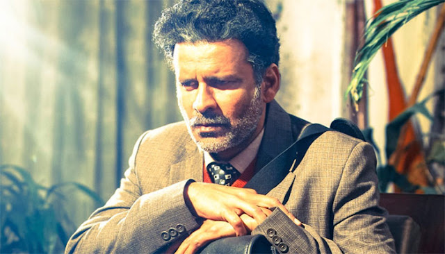 Manoj Bajpayee as Prof. Siras in Hansal Mehta's Aligarh