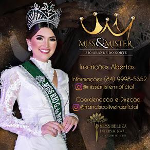 Miss Rio Grande do Norte 2021, Inscrições abertas!