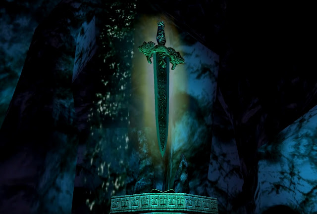 The Sword of Seven Stars, which was designed by Hirai