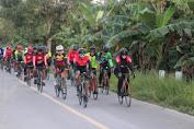 Danrem 174/ATW Sosialisasi New Normal Bersama Komunitas Road Bike di Merauke
