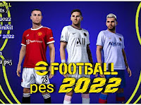 eFootball PES Chelito PPSSPP 2022 New Kits and Minikits Like PS4 Best Graphics & Update Transfer