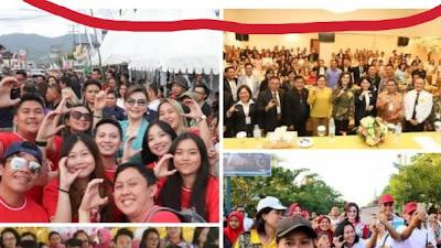 Foto GenPi bersama CEP Tahun 2019 Dipelintir, Primo Mangkei Protes
