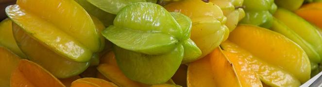 Carambola or starfuit