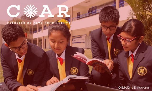 Requisitos para postular al COAR en 2021