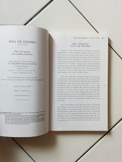Biola Tak Berdawai Sebuah Roman
