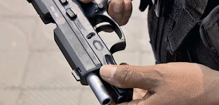 Guarda Municipal começa a receber armas de fogo para policiamento em Alfenas, MG