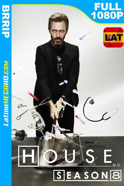 House, M.D. (Serie de TV) Temporada 8 (2011) Latino HD FULL 1080P - 2011