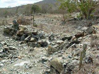rejeitos antiga mina amianto bom jesus serra
