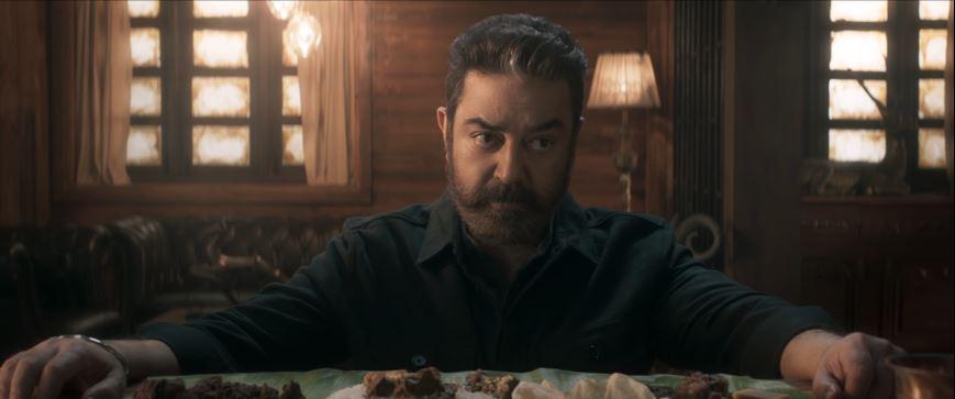 Vikram Tamil Movie Official Teaser