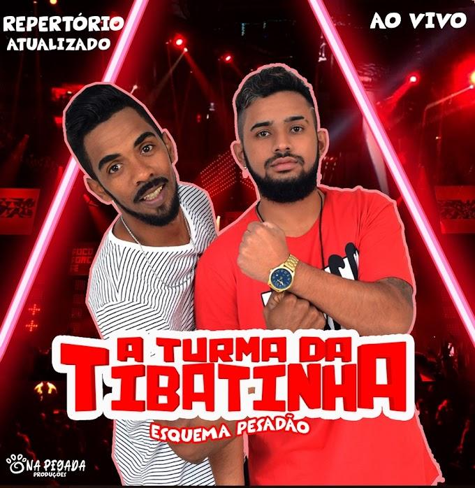 TURMA DA TIBATINHA - CD VERAO 2020 PRA PAREDAO