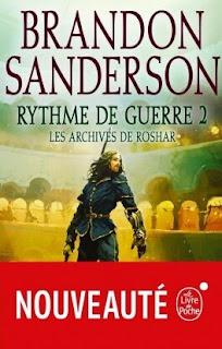 Les Archives de Roshar, Tome 8 : Rythme de Guerre (II)