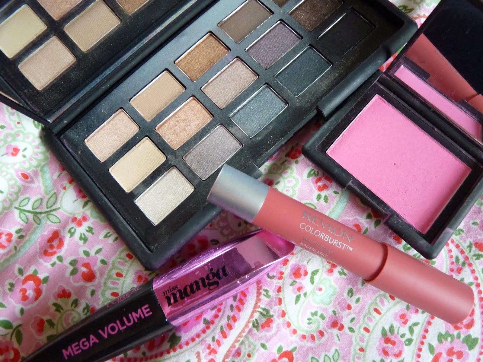 Pink Beauty Favourites Revlon L'oreal NARS