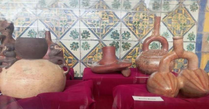 Ministerio de Cultura recibió 500 piezas arqueológicas repatriadas - www.cultura.gob.pe