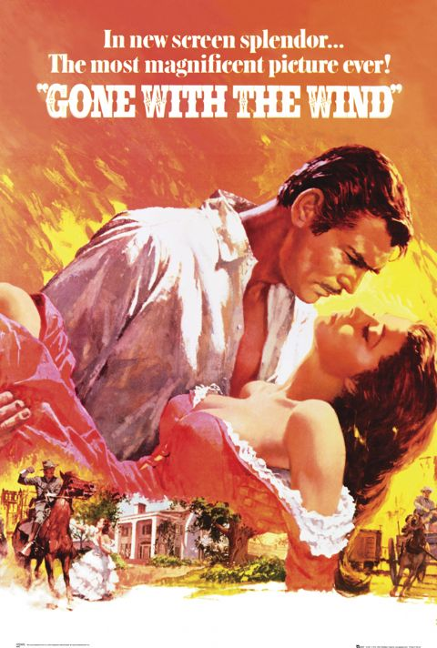 Gone With The Wind – More Romance