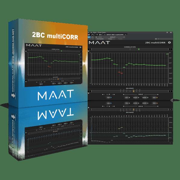 MAAT 2BC multiCORR v2.0.4 Full version
