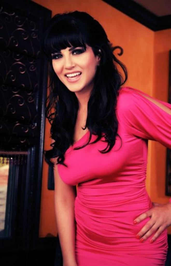Sunny Leone Xxx Pink