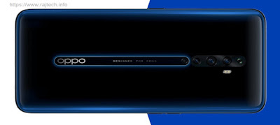 20x Digital Zooming Smartphone by Oppo / Oppo Reno 2Z Specification & price is India.