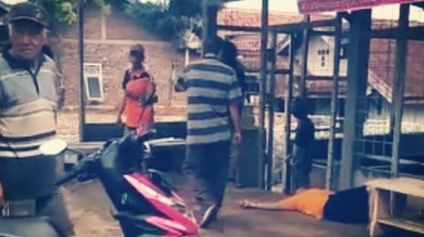 Takut Corona, Jasad Pak Camat Dibiarkan Tergeletak di Pinggir Jalan