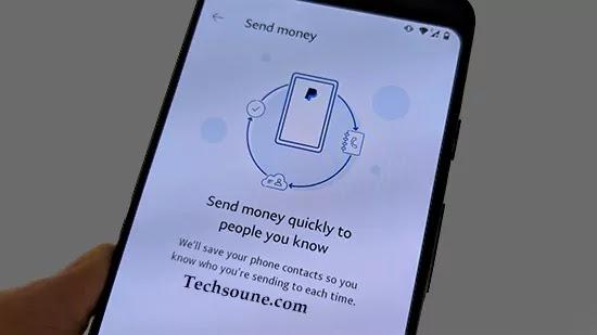 ارسال اموال بايبال