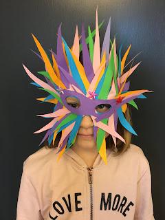 Vilde masker fra Blikfang